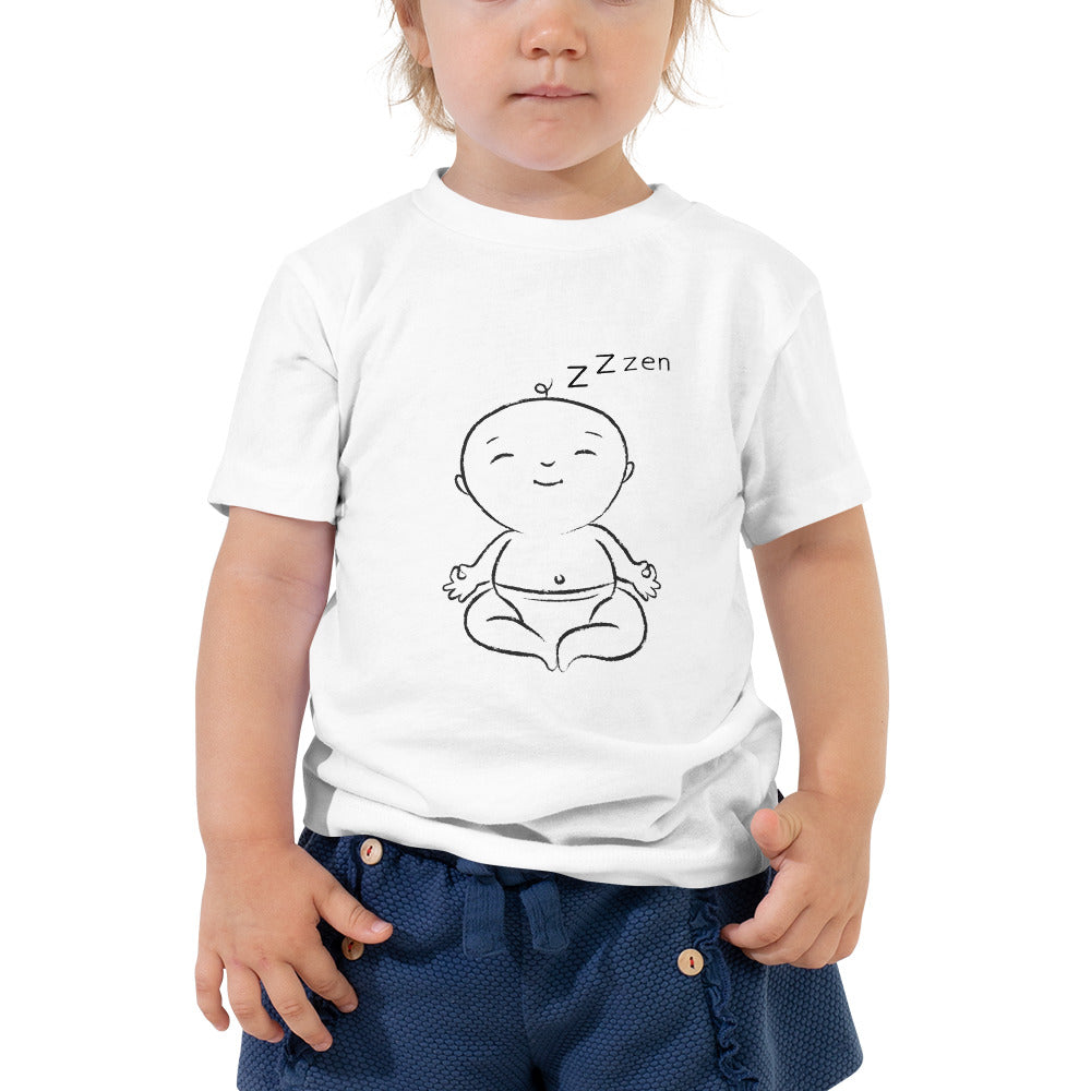 Zen Toddler Short Sleeve T-shirt
