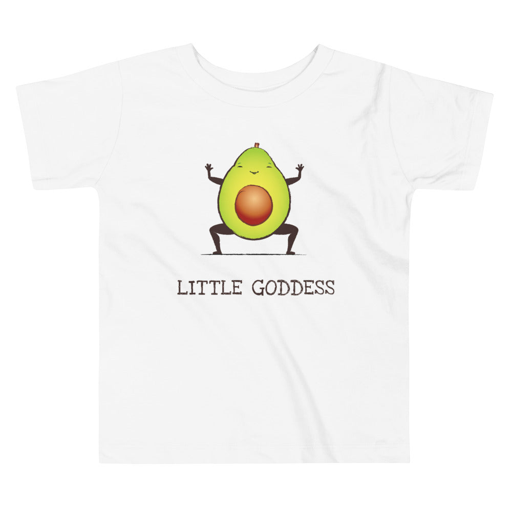 Little Goddess, Toddler Yoga Tee