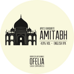 Birra Amitabh (English IPA) - 330ml
