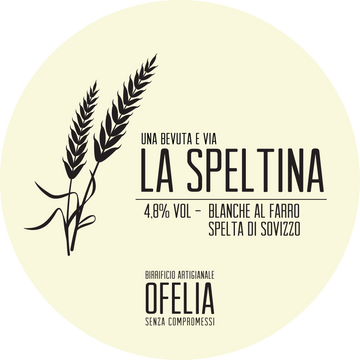 Birra Speltina (Blanche) - 500ml