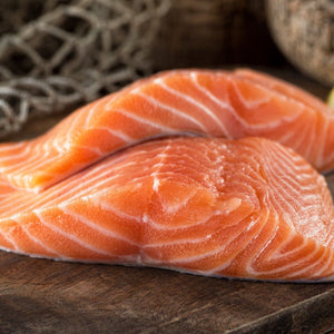 10 x Salmon Portions Moorcroft Seafood Home Delivery
