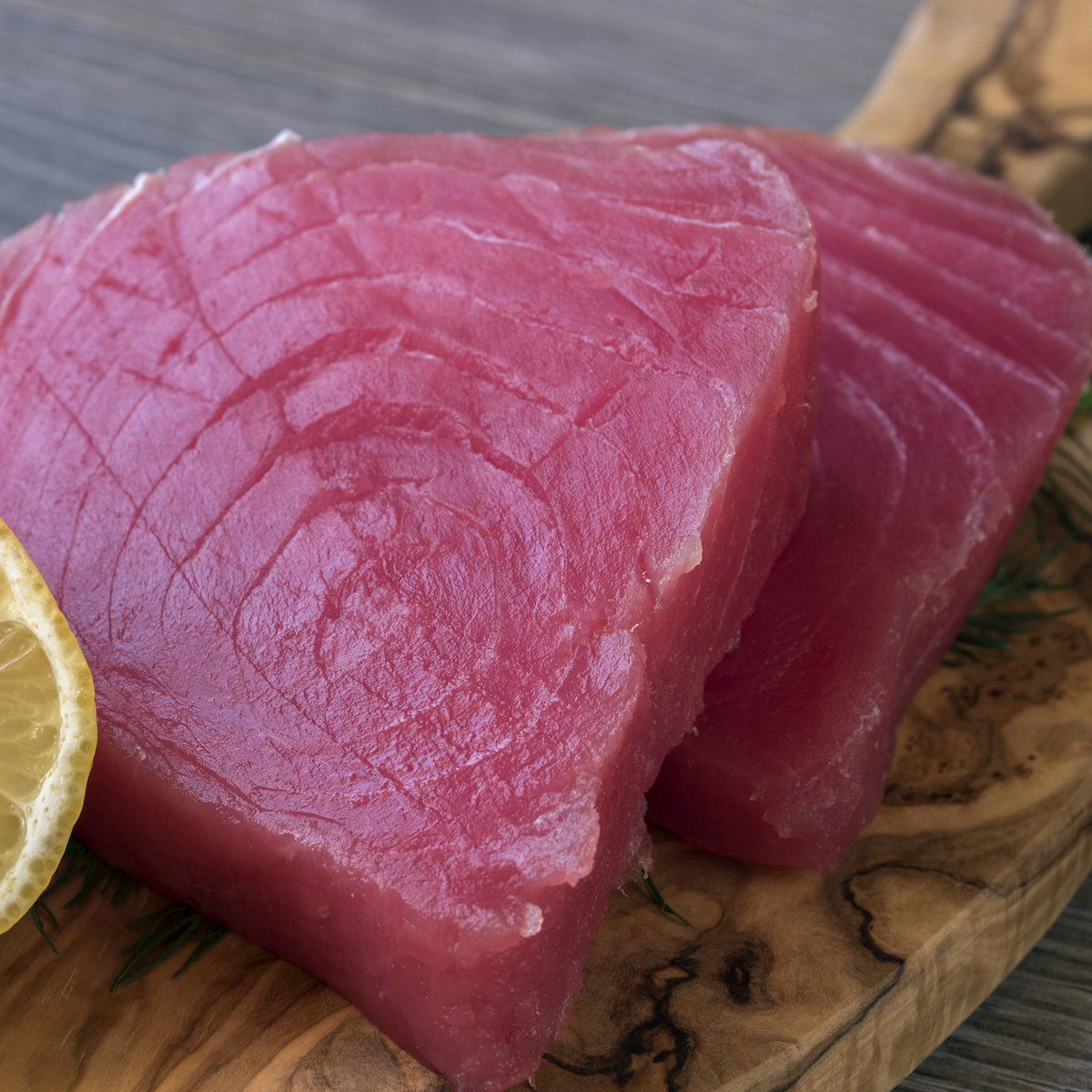 10 x Tuna Steaks Moorcroft Seafood Home Delivery