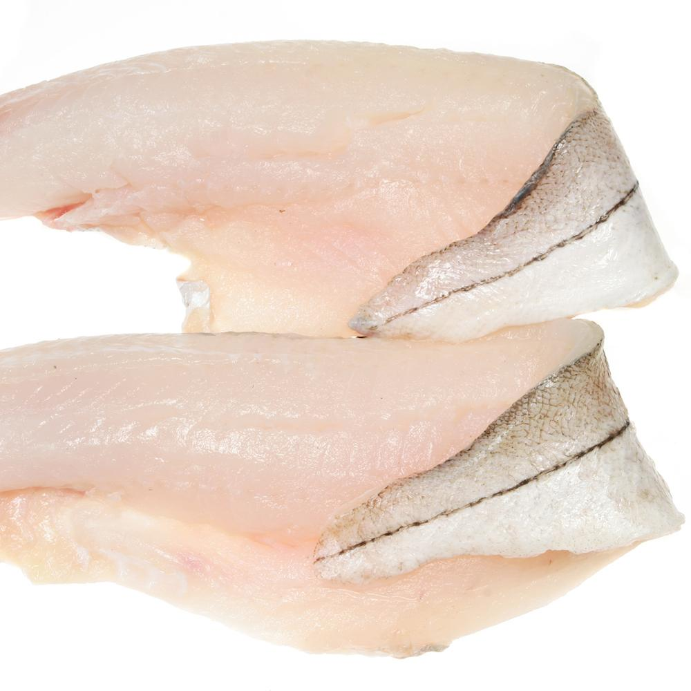 4 x Fresh Line Caught Haddock Fillets 200- 230g Moorcroft Seafood Home Delivery