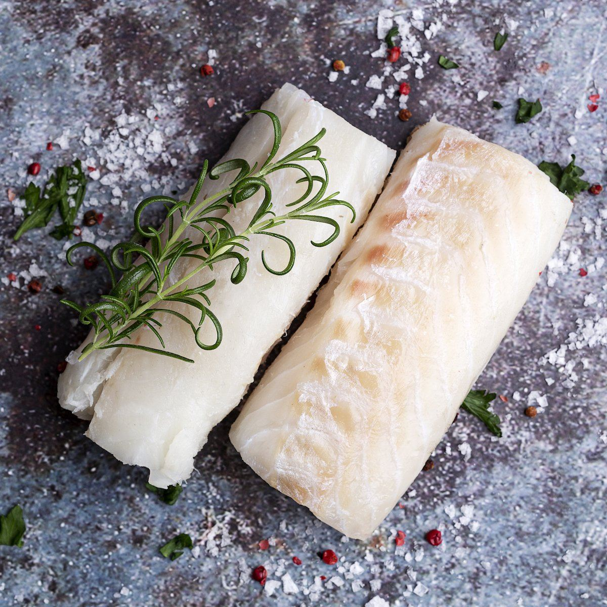 4.54kg Cod Loins Moorcroft Seafood Home Delivery