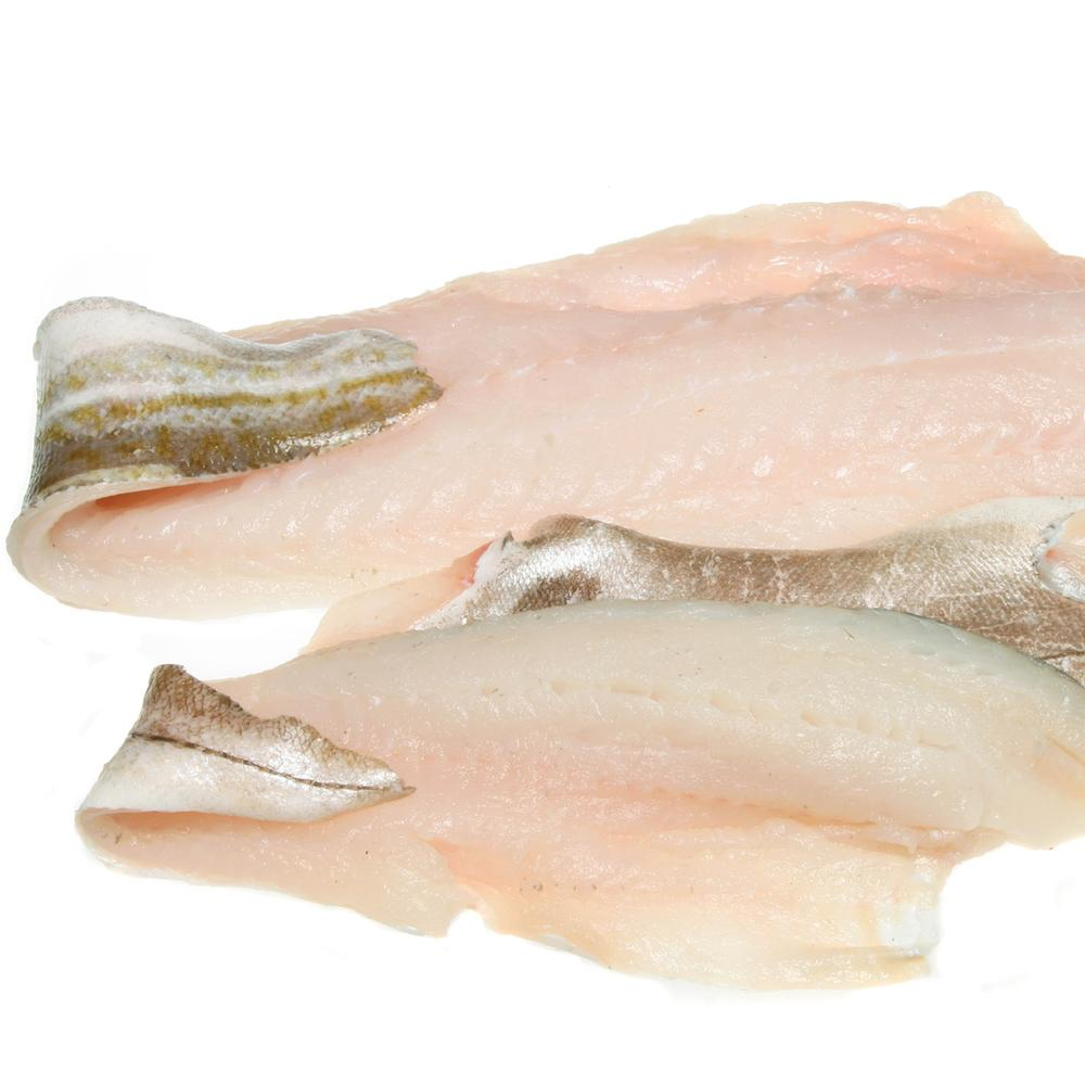 6.81kg Shatterpack Frozen at Sea Cod Moorcroft Seafood Home Delivery