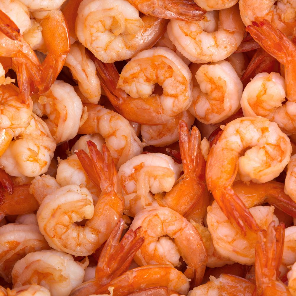 Argentinan Raw Red Shrimp 1kg Moorcroft Seafood Home Delivery