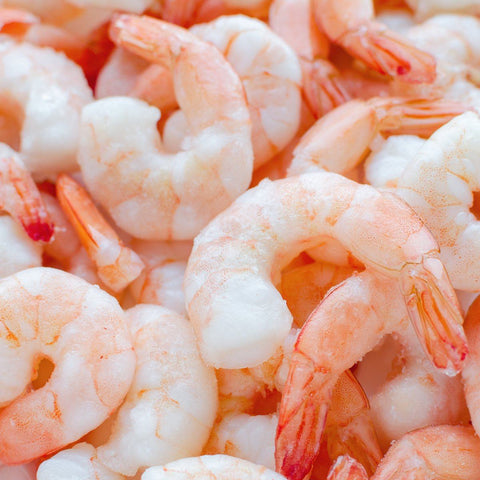 Cooked and peeled King Prawns 1kg Moorcroft Seafood Home Delivery