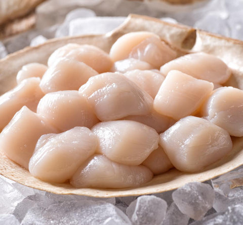 King Scallops Roeless 1kg Moorcroft Seafood Home Delivery