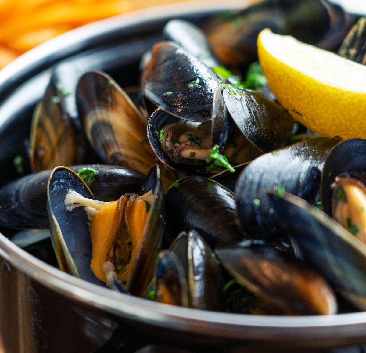 Large Vac Pack Mussels 1kg Moorcroft Seafood Home Delivery