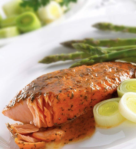 Marinated Salmon Portions Moorcroft Seafood Home Delivery