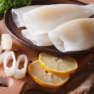 Squid Tubes 1kg Moorcroft Seafood Home Delivery