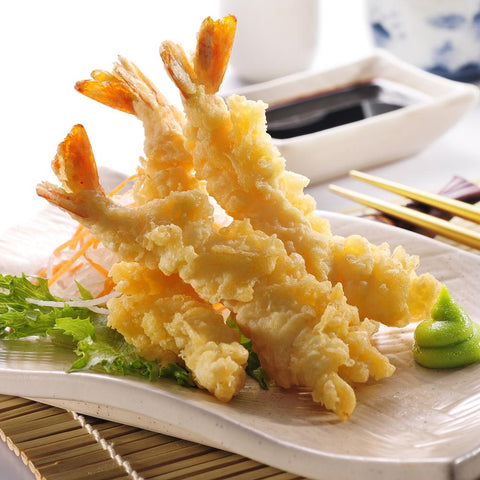 Tempura Torpedo King Prawns 500g Moorcroft Seafood Home Delivery