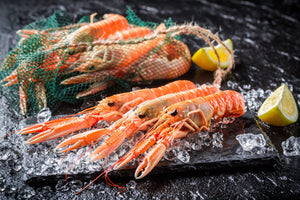 Whole Langustine Tails 1kg Moorcroft Seafood Home Delivery