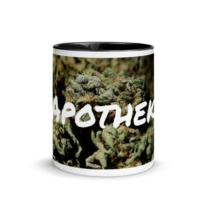 Apothek Mug with Color Inside