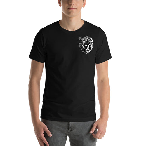 Apothek Family (white logo) Short-Sleeve Unisex T-Shirt