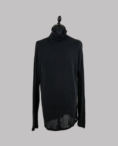 Loose Neck LS T-Shirt