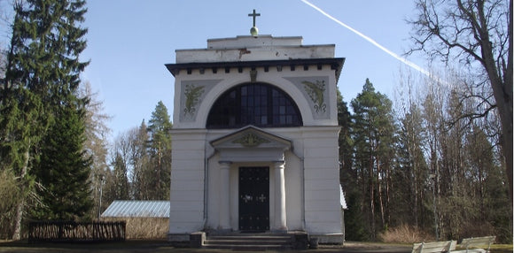 A visit to the Barclay de Tolly Mausoleum