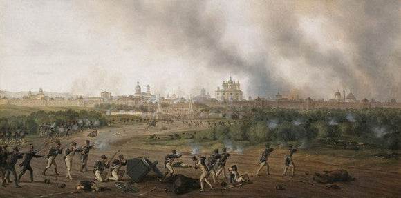 Napoleon's Russian Campaign - Part 1: On the Road to Moscow