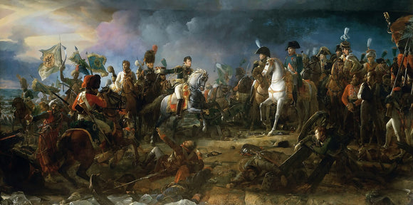 Battle of Austerlitz - A key battle of the Napoleonic age