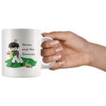 Boney and the Bunnies mug - Napoleonic Impressions