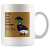 Duck of Wellington Mug - Napoleonic Impressions