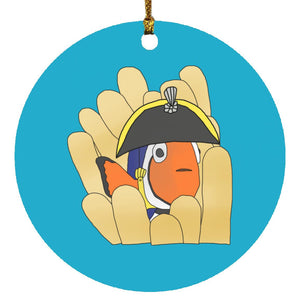 Admiral Nelsonfish Christmas Ornament - Napoleonic Impressions
