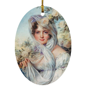 Catherine Bagration Christmas Ornament - Napoleonic Impressions