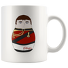 Duke of Wellington Matryoshka Mug - Napoleonic Impressions