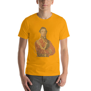 Duke of Wellington Text Art Premium Unisex Tee - Napoleonic Impressions