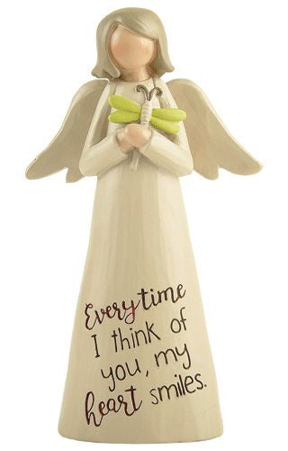 THINKING OF YOU ANGEL FIGURINE - Simply Special Invercargill