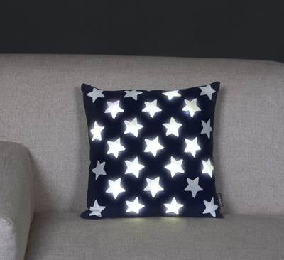 Stars LED Cushion - Simply Special Invercargill