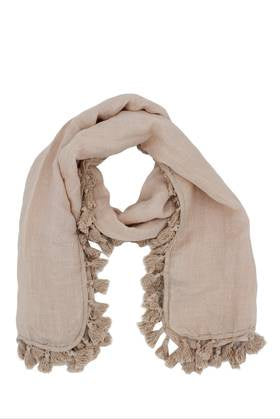 Peony Fringe Scarf - Simply Special Invercargill