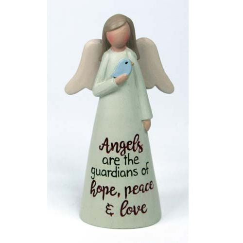 Angels are Guardians Angel Figurine - Simply Special Invercargill