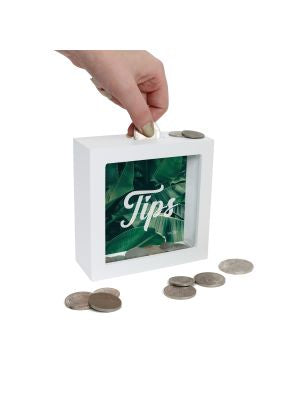 Tips Change Box - Simply Special Invercargill