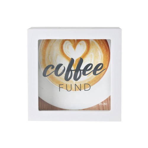 Coffee Fund Change Box - Simply Special Invercargill