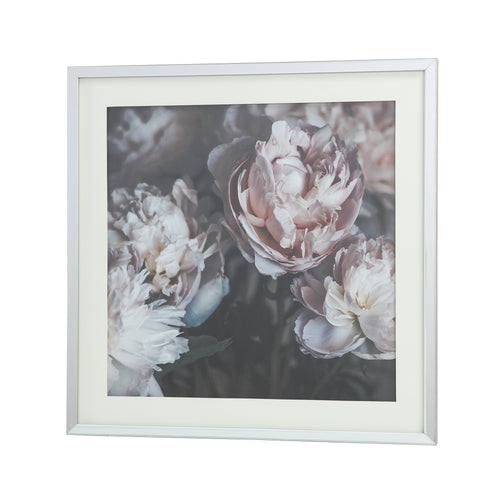Mirrored Frame with Flower 80cm - Simply Special Invercargill