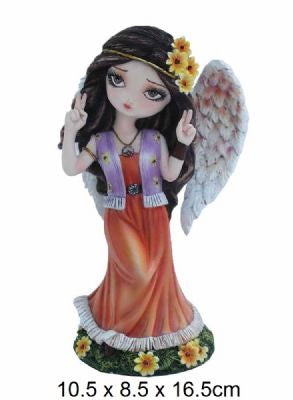 Cute Peace Angel