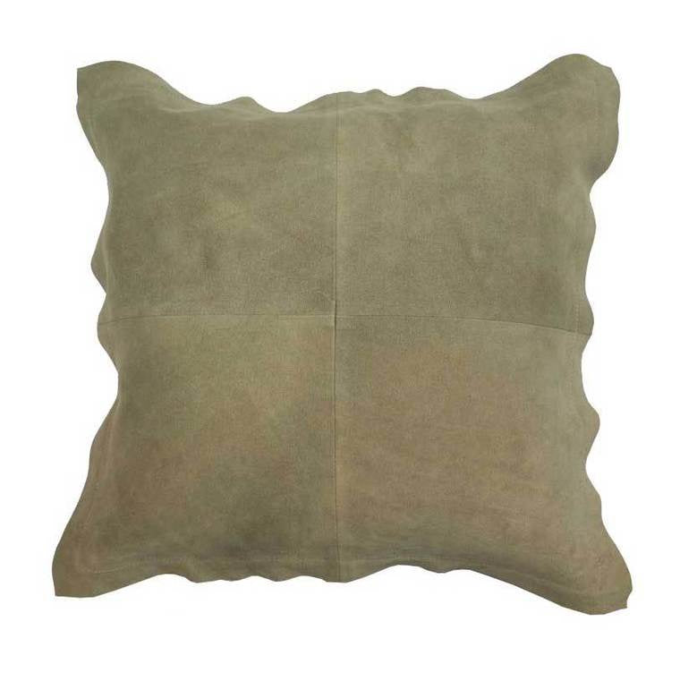 Suede Cushion - Fawn