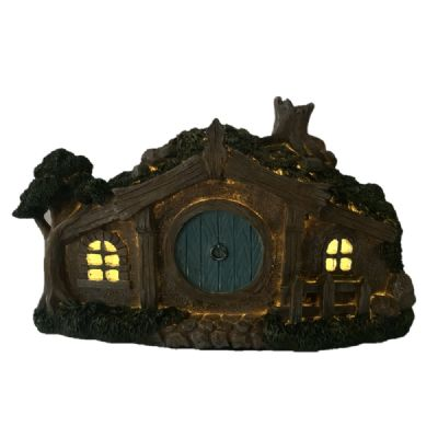 Fairy Garden House & LED Medium - Simply Special Invercargill