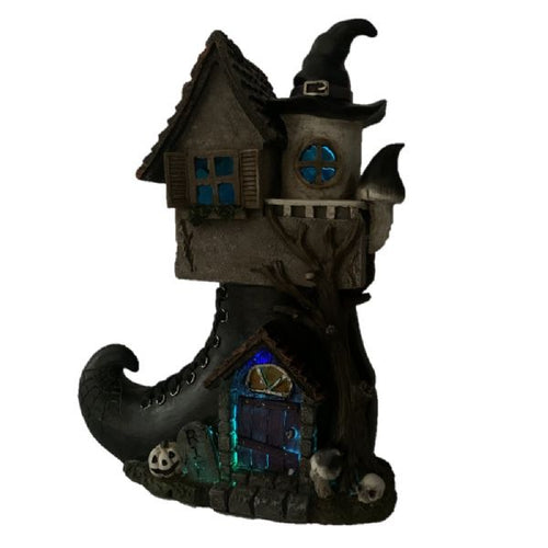 Fairy Garden Witches Boot LED - Simply Special Invercargill