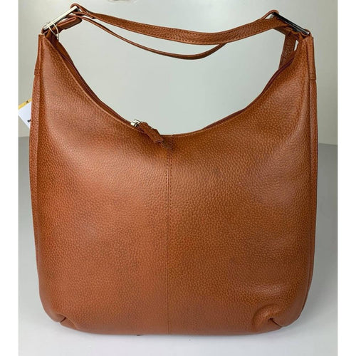 Backpack Handbag Tan Leather - Simply Special Invercargill