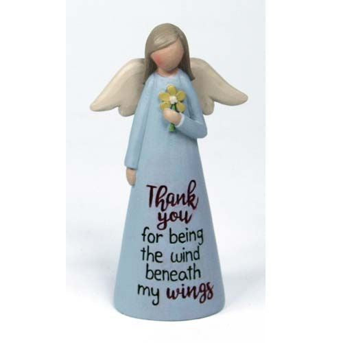 THANK YOU ANGEL FIGURINE - Simply Special Invercargill