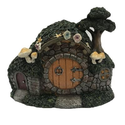 Fairy Garden House Tree & LED Small - Simply Special Invercargill