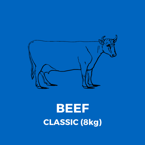 BEEF ONLY MEATBOX - CLASSIC (8kg)