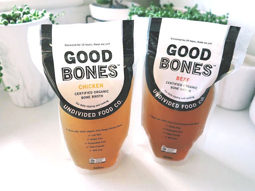 Beef Bone Broth 500ML