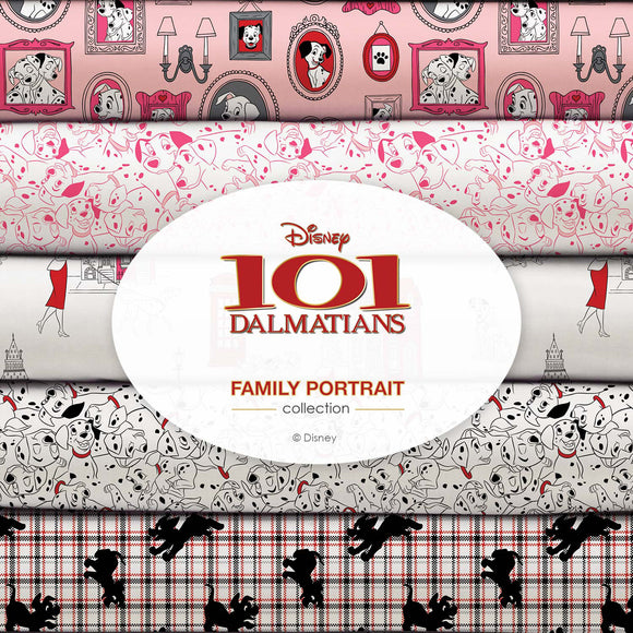 101 Dalmatians Family Portrait Collection