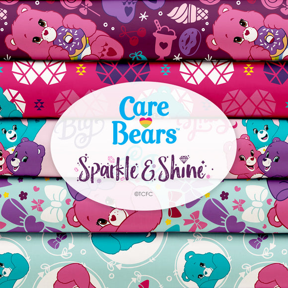 Care Bears Sparkle & Shine Collection
