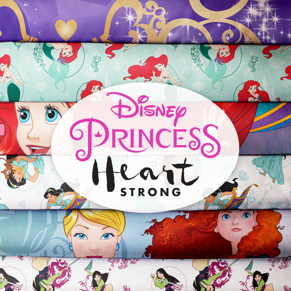 Disney Princess Heart Strong Collection