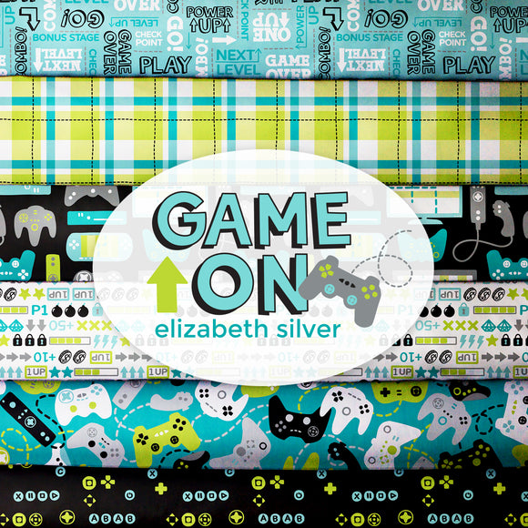 Game On by Elizabeth Silver