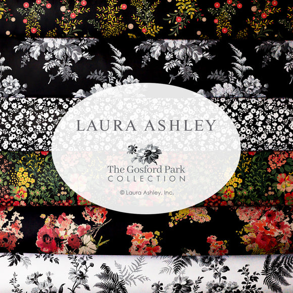 The Gosford Park Collection by Laura Ashley